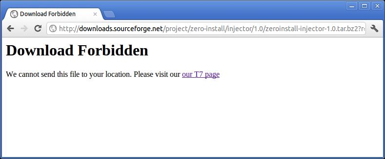 SourceForge.net_-_Download_Forbidden